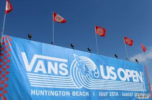 VANS US Open Of Surfing 2015