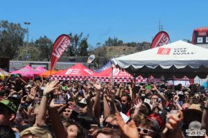 VANS Warped Tour 2015 - San Diego