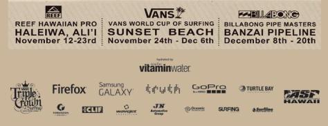 Vans Triple Crown Of Surfing Events