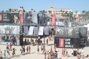 VANS US Open Of Surfing 2013