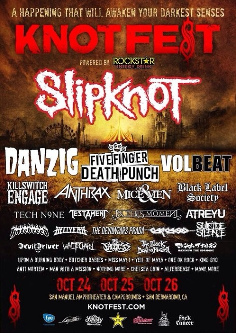 Knotfest2014