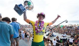 Gabriel Medina 2014 ASP World Champion