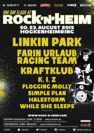 Rock 'n' Heim 2015 – One Day Flash