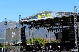 Taste Of Chaos Festival 2016 - San Bernardino