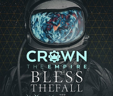 Crown The Empire – The Retrograde Tour 2016