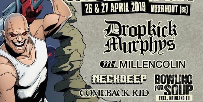 Groezrock 2019 wieder im April