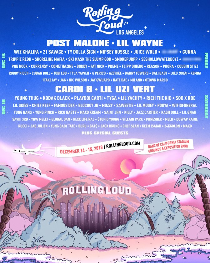 Rolling Loud in Los Angeles