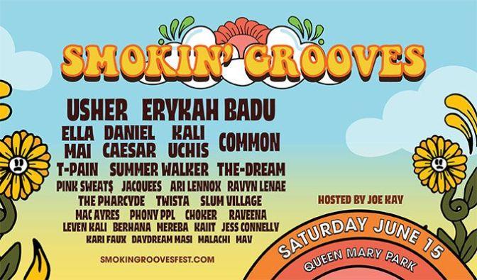 Smokin' Grooves Fest