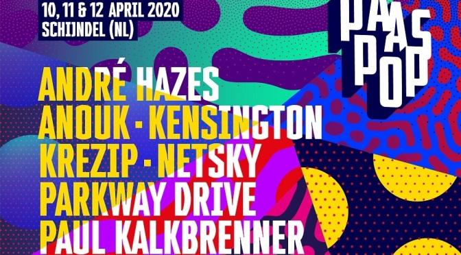 Paaspop 2020 mit Parkway Drive, Paul Kalkbrenner und Sean Paul